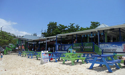 Calico Jack's Bar and Grill