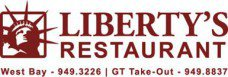 Liberty's Restaurant - Take out Elgin Ave