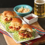 Jackfruit 'Pulled Pork' Sliders